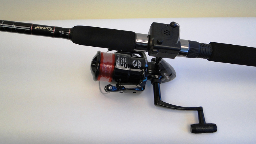 IR Smart Rod and Reel Tag