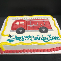A birthday cake for a special birthday