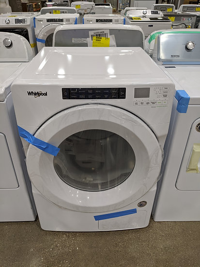 Whirlpool Electric Dryer White-32992