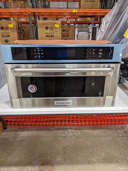 KitchenAid Built-in Microwave SS-42421