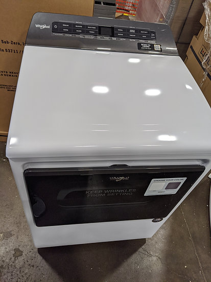 Whirlpool Electric Dryer White-42435