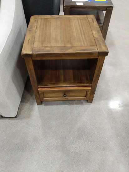 Ashley Square End Table-5955
