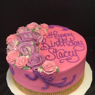 Standard Flower Cake 2