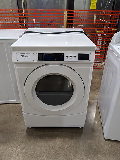Whirlpool 6.7 Cu. Ft. Non Coin Electric Dryer White-35586
