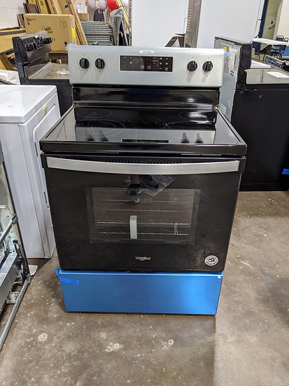 Whirlpool 4.8 Cu. Ft. Electric Range SS-39578
