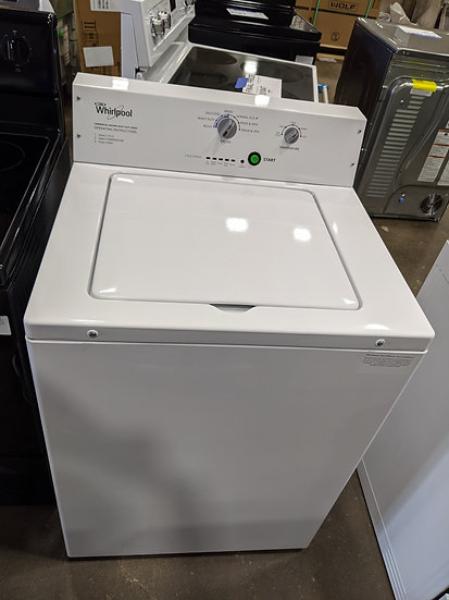 Whirlpool Commercial TL Washer White-49229
