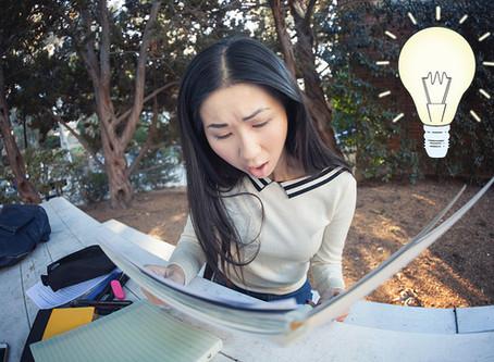Reading Main Idea Summary Tip
