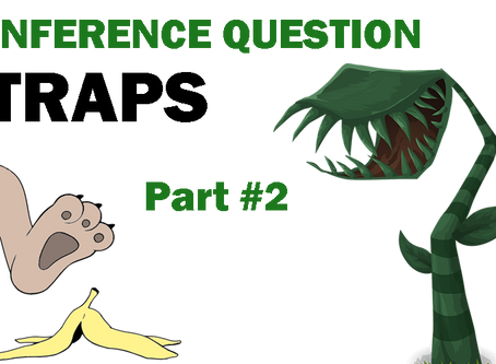 Traps in the TOEFL Inference Question Part 2