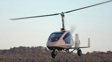 SIDE-BY-SIDE Gyrocopters