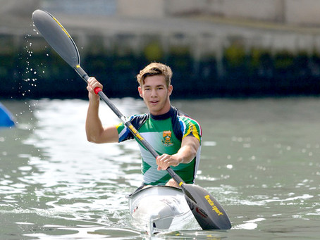 Buffalo City junior canoeists dazzle on the international stage