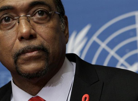 It's time for the head of UNAIDS to resign