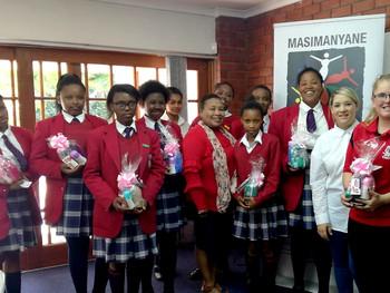 Masimanyane hosts St. Christopher's