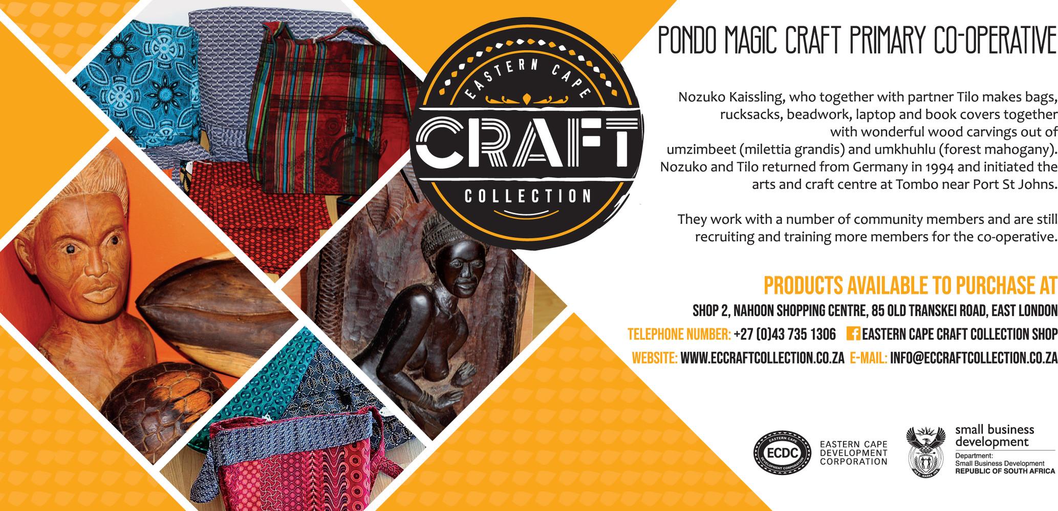Pondo Magic Craft Primary Co-operative