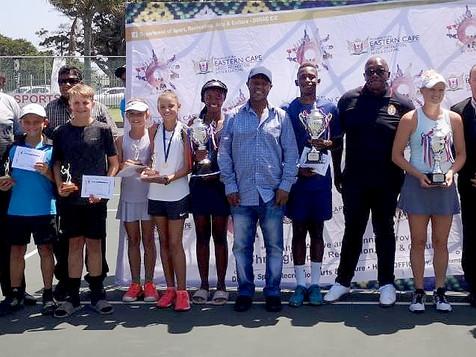 Simmonds clinches inaugural Pro Kennex International Premier Tennis Challenge
