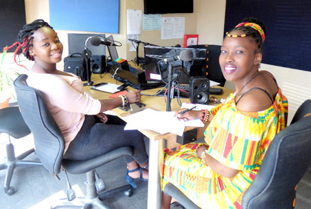 Masimanyane takes to the airwaves