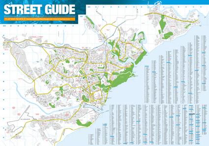 East London Street Guide