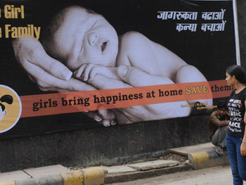 Gender discrimination kills 239,000 girls in India each year, new study finds