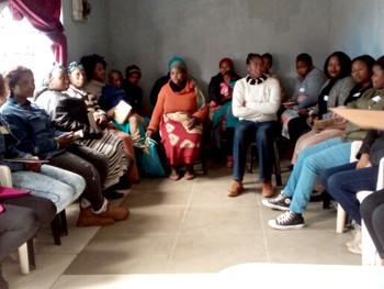 Masimanyane rolls out community work in Komani