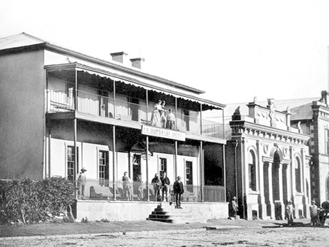GALLERY: Views of King William's Town (1893) by GH Dersley