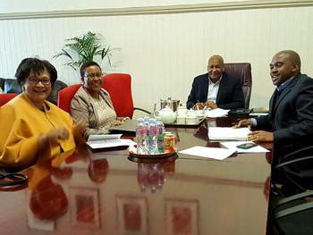 Masimanyane, BCMM strengthen strategic partnership