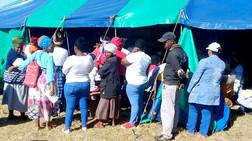 Masimanyane training carried forward by women's group