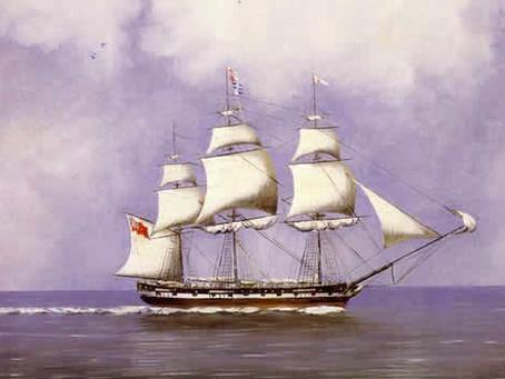 Shipwrecks of Buffalo City: Lady Kennaway