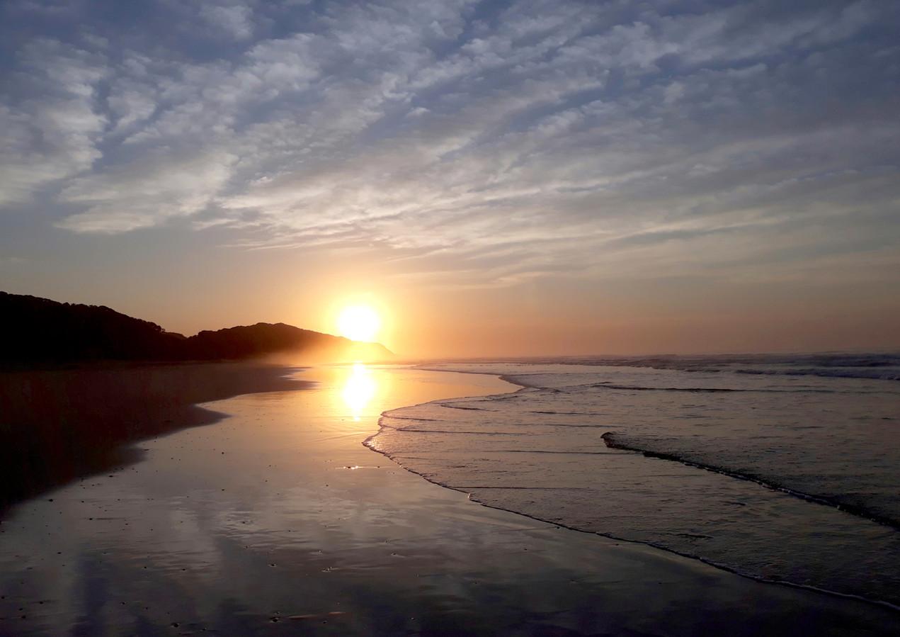 Bonza Bay Sunrise