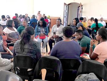 Southernwood women unpack gender-based violence in their community