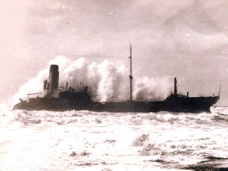 Shipwrecks of Buffalo City: SS King Cadwallon