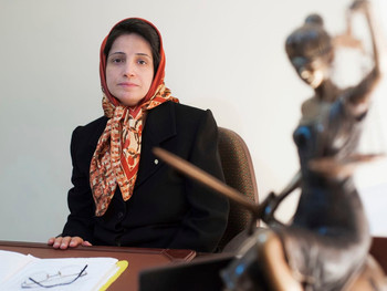 She defended Iranian women who removed their hijabs. Now she's been given 38 years in prison