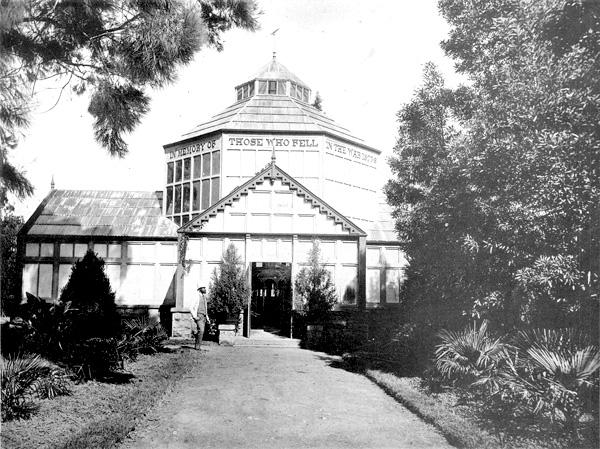 Conservatory - Botanical Gardens
