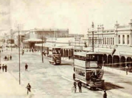 East London among first cities in Africa to have introduced electric tram system