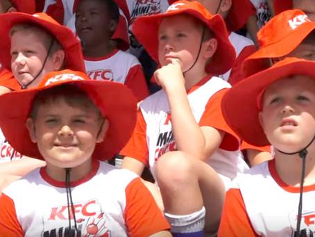 Buffalo City hosts hundreds of junior players at mini-cricket festival