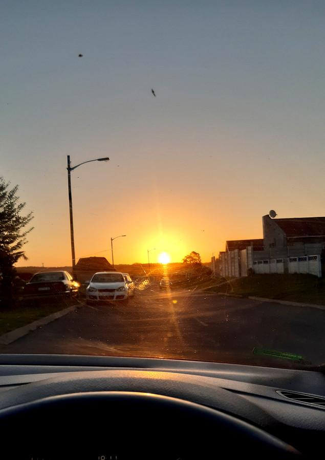 Buffalo Flats Sunset