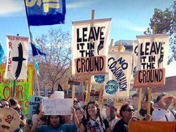 Join us in mobilising for climate justice