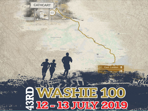 It's Washie100 time!