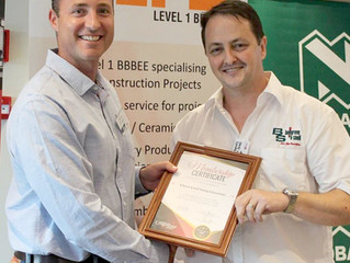 Bellgrove & Snell inducted into Border-Kei Chamber of Business