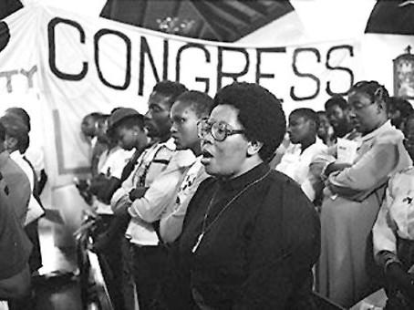 OUR PEOPLE: Victoria Nonyamezelo Mxenge