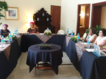 INEVAWG convenes regional consultation on violence against women and girls