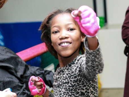 The inspiring story of East London's own  little miracle, Unakho Ntshintishi