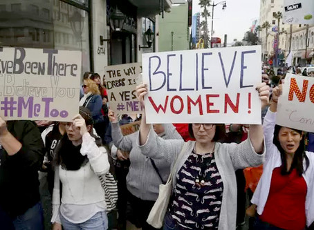 Sexual harassment survivors bear the liability of shame
