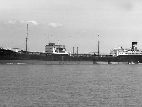 The ship that saved East London