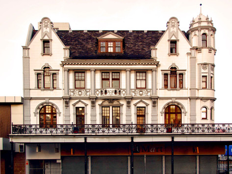 The Cuthbert's Building