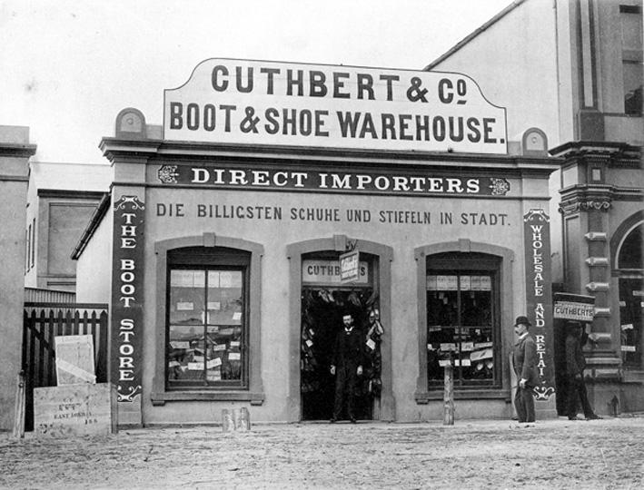 Cuthbert & Co. Building