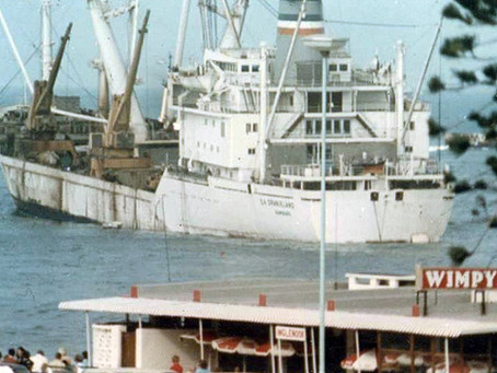 Shipwrecks of Buffalo City: SA Oranjeland