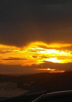 West Bank Sunset-2