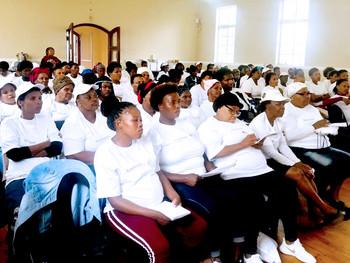 Masimanyane launches 5 new women's clubs