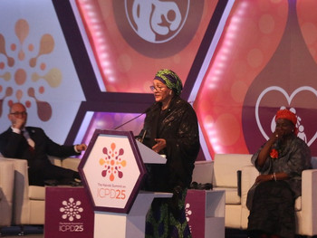 ICPD25: Nairobi Summit charts clear path forward to transform the world for women and girls