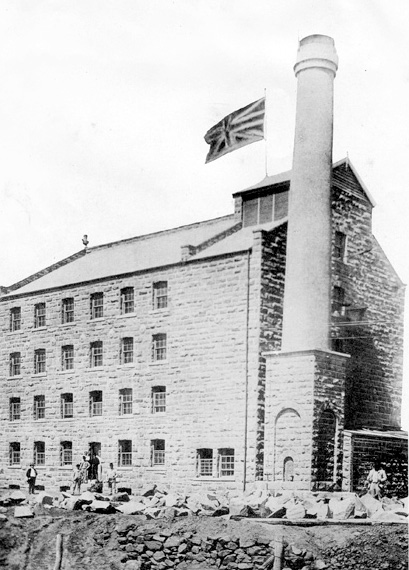 Kaffrarian Steam Mill