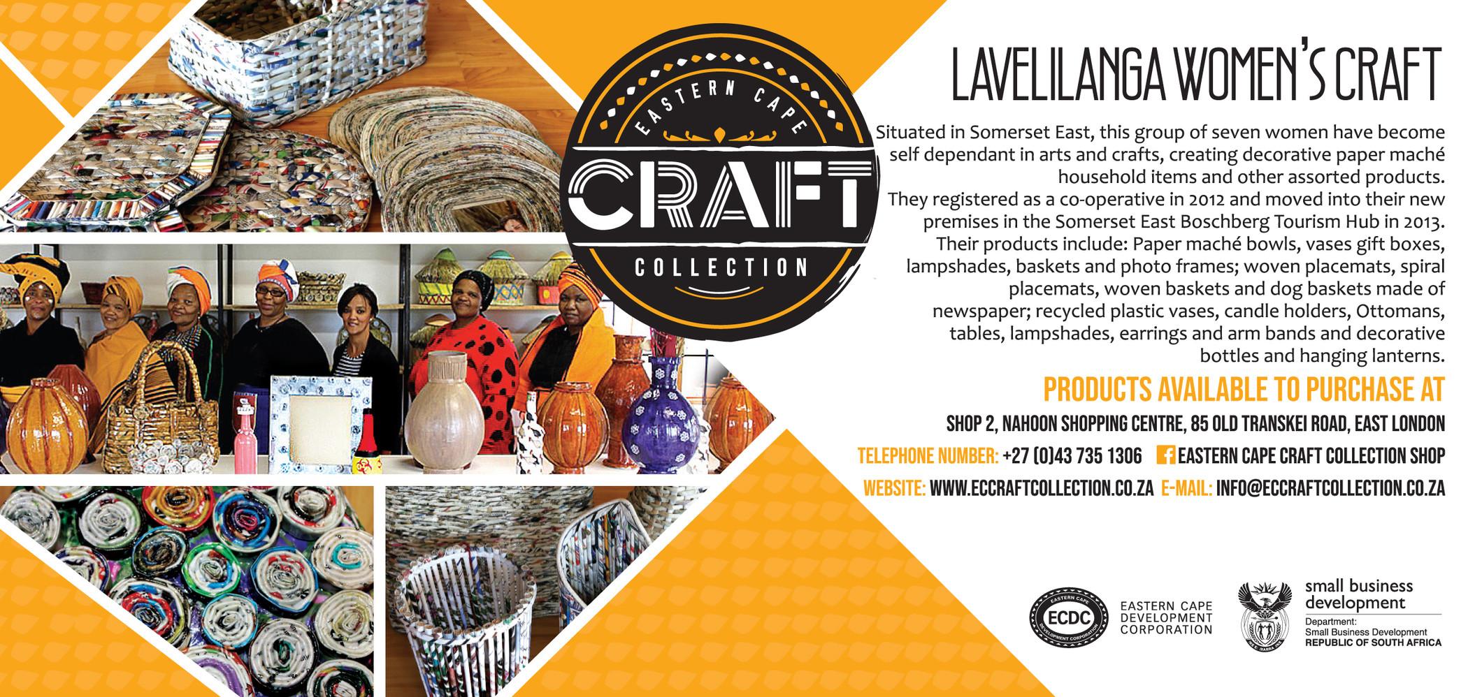 Lavelilanga Women's Craft